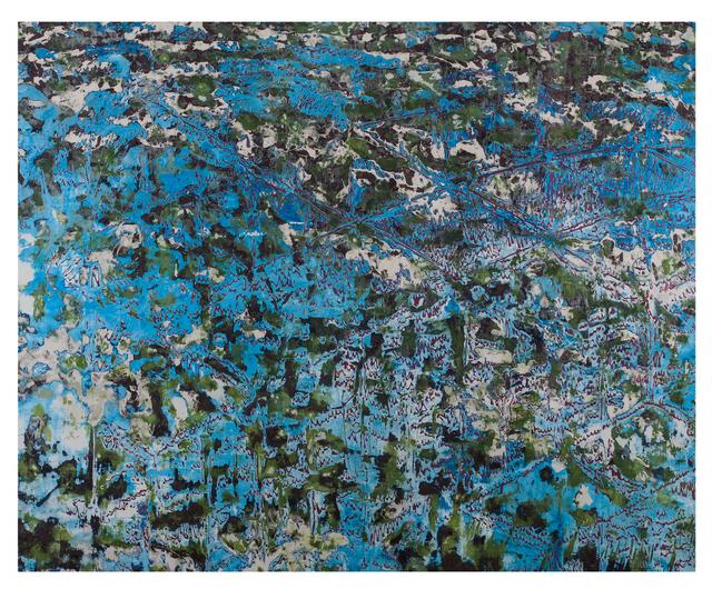 , 'Maneuvre,' 2015, Gajah Gallery