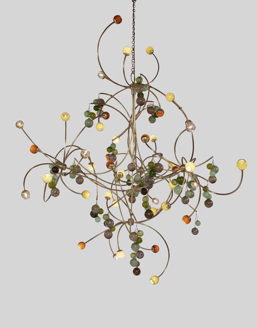 , 'Arlequín chandelier,' 2016, ISABEL MONCADA