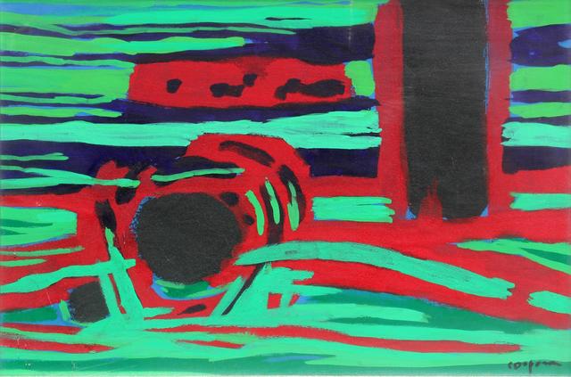 Antonio Corpora, 'Nuovi orizzonti', 1972, Ambrosiana Casa d'Aste