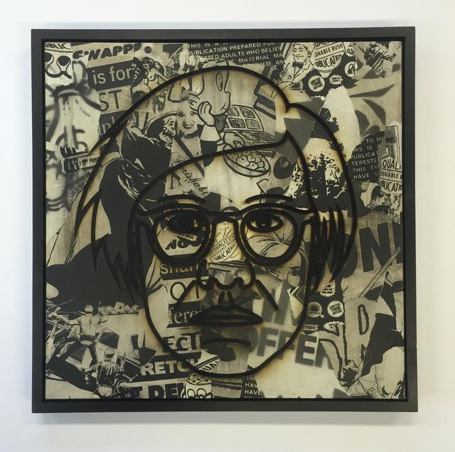 , 'Andy Warhol,' 2015, 3 Punts Galeria