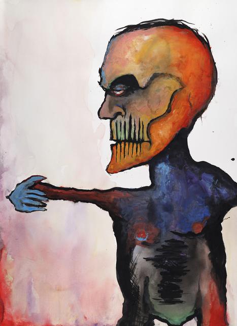 Marilyn Manson, 'I've got my arm around no one', 2005, Galerie Brigitte Schenk