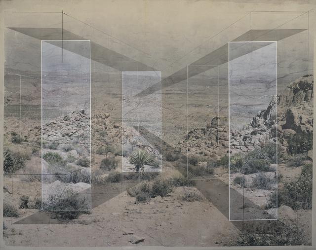 , 'New Land No. 7,' 2017, Klowden Mann