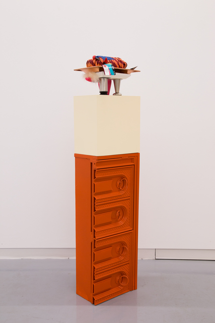 , 'Superior Strength Stack,' 2015, Kavi Gupta