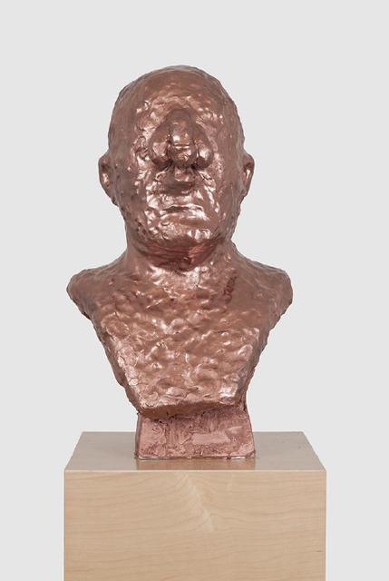 , 'Talihsiz Adam Büstü,' 2014, Galerist