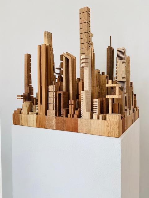 , 'City Block 1,' 2014, Robert Fontaine Gallery