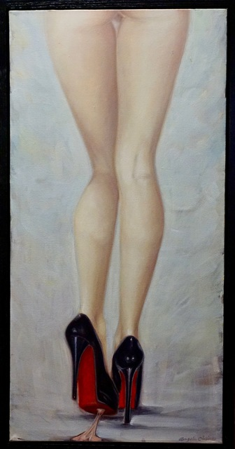 , 'Legs,' 2017, 212 Arts