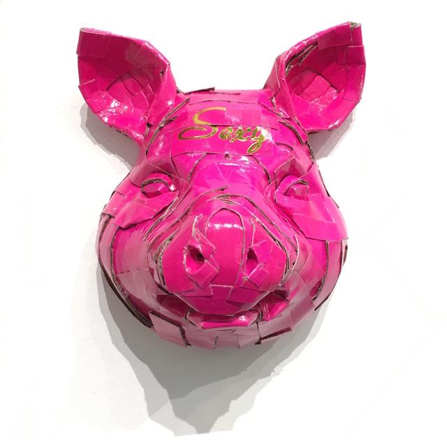 , 'Sexy Cochon,' 2016, Joseph Gross Gallery