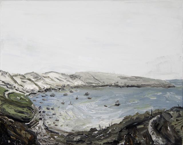 , 'Escapada al Sur (Valpo, Quillota) V,' 2015, Galeria Leme