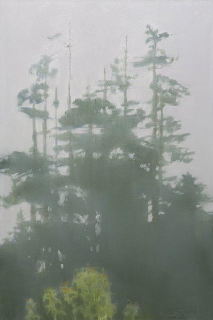 , 'Trees in Fog,' , Dowling Walsh