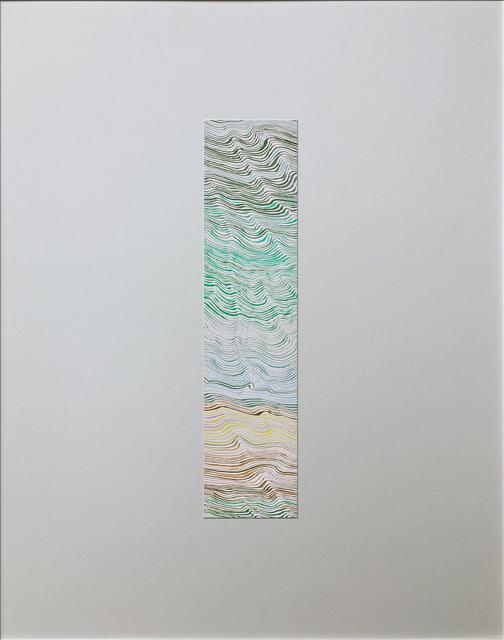 , 'Color Study 7,' 2018, Red Arrow Gallery