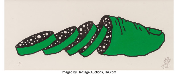 Finga Slice-Green