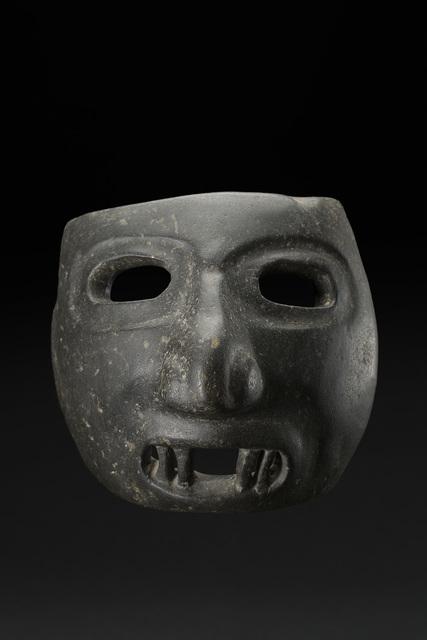 Unknown Artist, 'Olmec, Tlaloc mask', 1200 BCE-900 BCE, Cavin-Morris Gallery