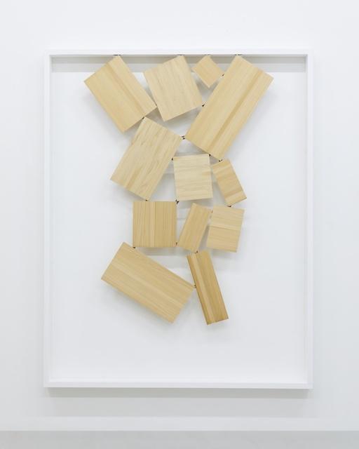 , 'Halted Latency,' 2017, Tomio Koyama Gallery