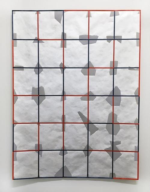 Stephen Sollins, 'Forwarding 8', Pavel Zoubok Fine Art