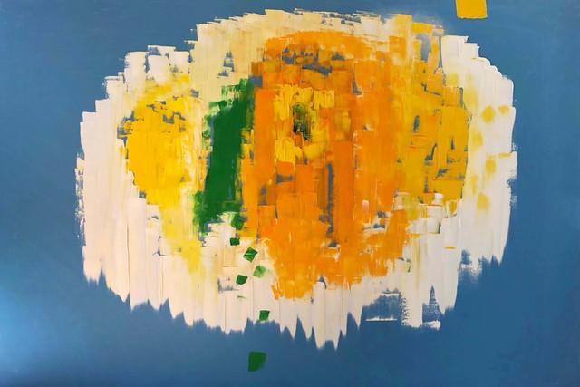 , 'Sunflower Tale,' 2019, ART50.NET