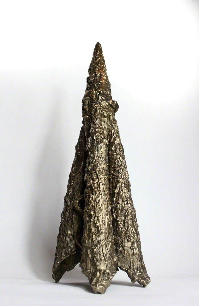 Alex J Wood UK | 2015 | 11.5 x 51x 11.5 cms | Patinated bronze | unique