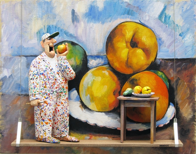 , 'Still Life with Quince, Apples, and Pears: Cezanne,' , Zenith Gallery