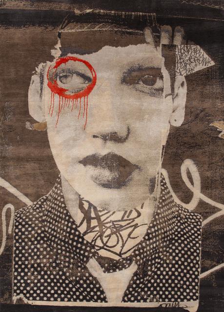 , 'Dain Polka,' 2014, Joseph Carini Carpets