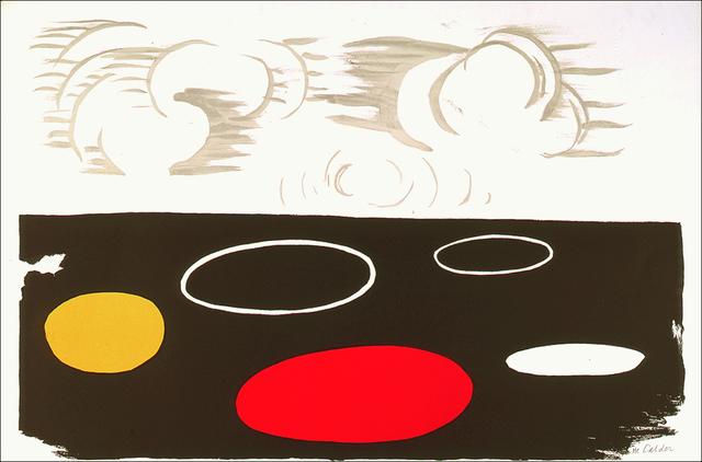 , 'Marrée basse,' 1969, Galerie Maeght