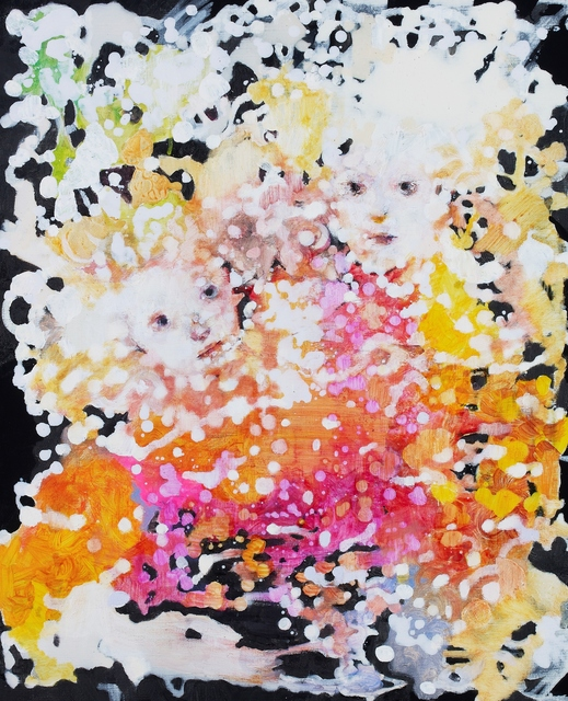 , 'Drowning People,' 2015, Kobayashi Gallery