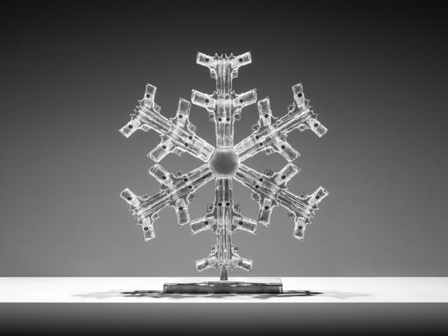 , 'Snowflake 2,' 2017, Art+ Shanghai Gallery
