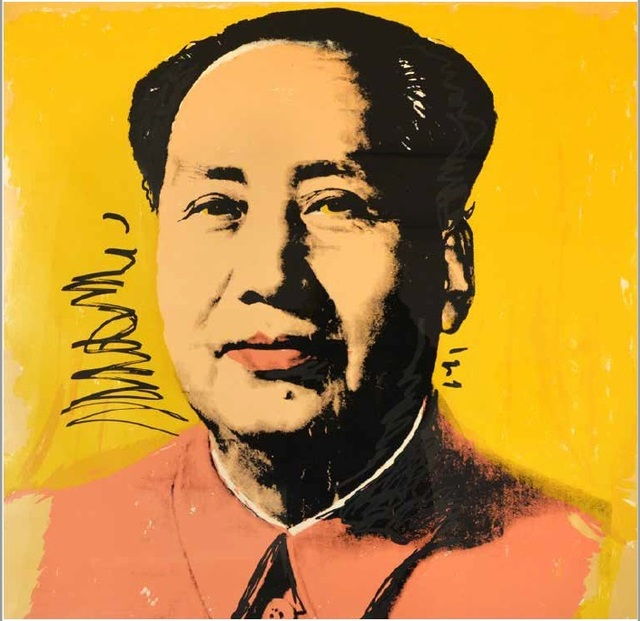 , 'Andy Warhol, Mao ( II 97), Screenprint, 1970,' 1970, Shapero Modern
