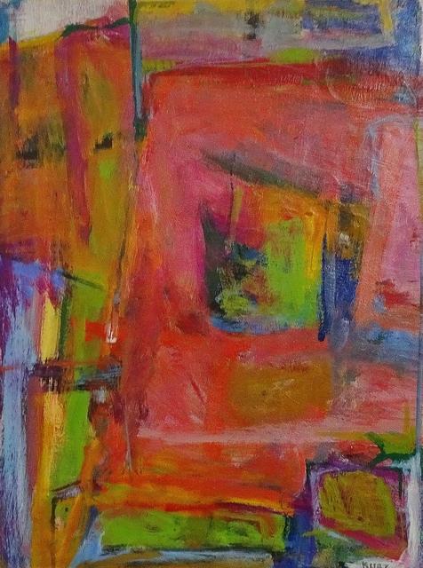 Diana Kurz, 'Window', 1960, Painting, Oil on linen, Lawrence Fine Art