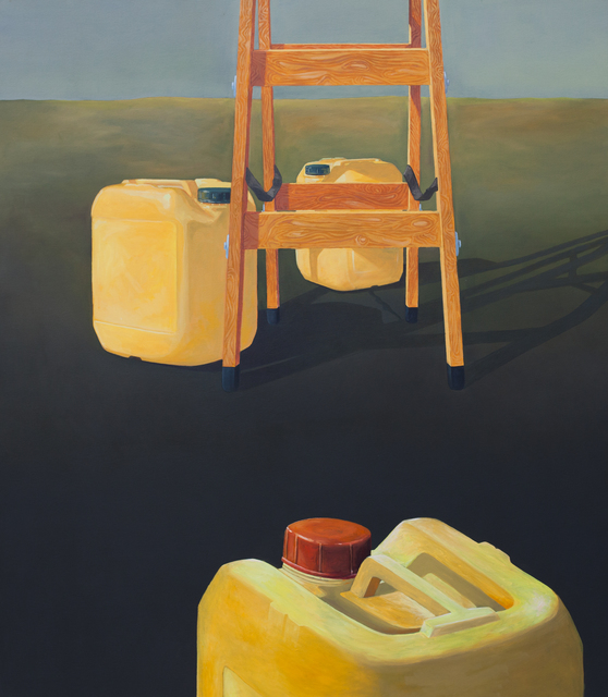 , 'The Shadow of the Shadow: Olive Picking,' 2015, Gallery One