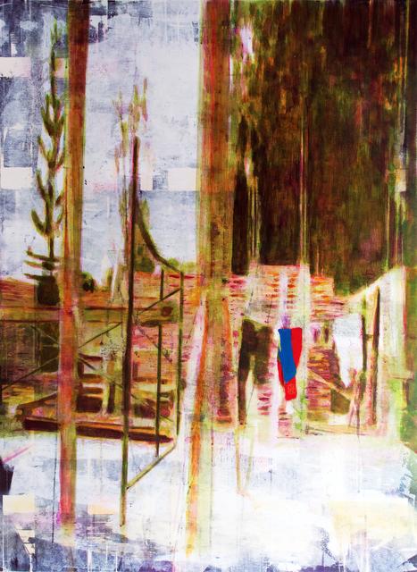 , 'En la construcción,' 2019, Galería Casa Lamm