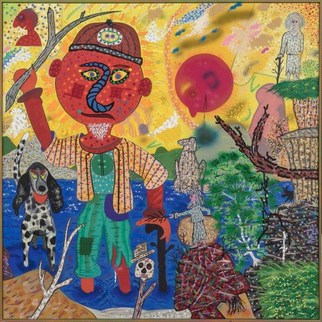 Roy Dean De Forest, 'Revolt of the Giant Boy', 1987, Heritage Auctions