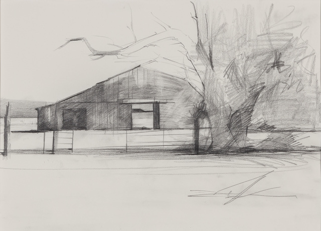 , 'Barn,' ca. 2000, Mac-Gryder Gallery