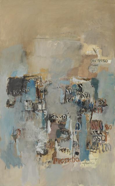 , 'Picasso,' ca. 1970, Cecilia de Torres Ltd.