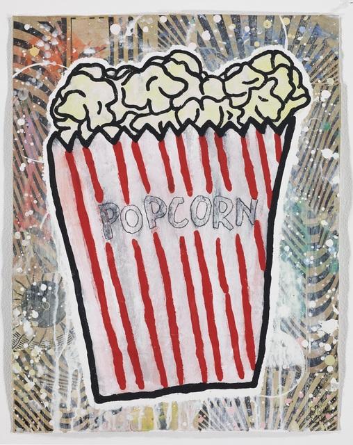 , ''Popcorn',' 2016, Alex Daniels - Reflex Amsterdam