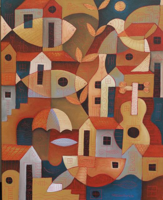 , 'Vila Barroca  |  Barrroque Village,' 2018, Galeria Canoa