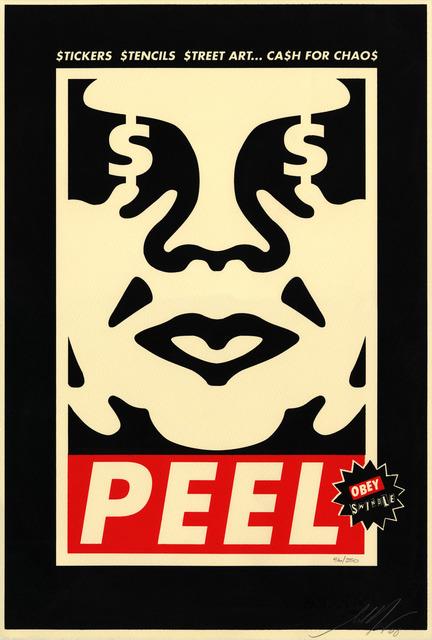 Shepard Fairey (OBEY), 'Giant Peel', 2006, Gallery 211