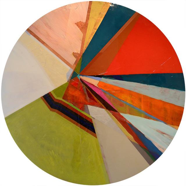 , 'Gallileo's Assistant: Frederico Fellini,' 2013, De Luca Fine Art Gallery