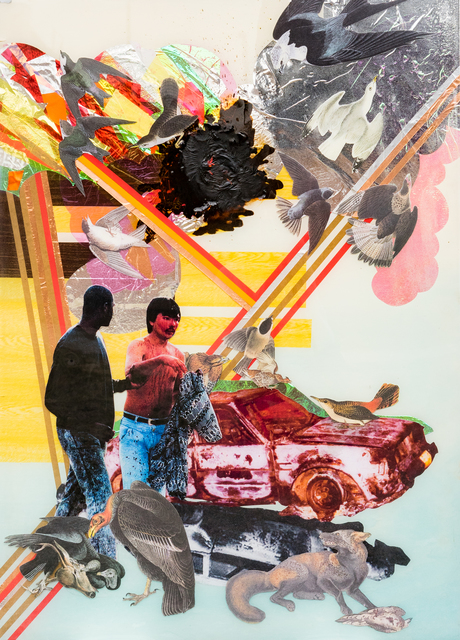 , 'Far Back To Sanity,' 2019, Lesley Heller Gallery