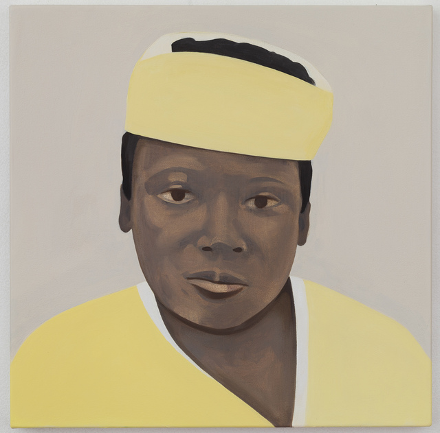, 'Prophet (After Nongqawuse). Teenaged Xhosa prophet whose dramatic prognostications may (in part) have led to the Xhosa cattle-killings and famine of 1856-1857,' 2016, Mariane Ibrahim Gallery