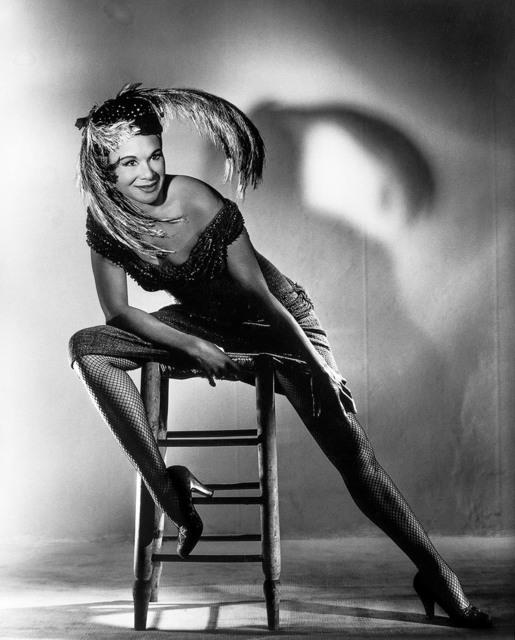 , 'Katherine Dunham, Cia. de danza afroamericana USA,' 1954, Vasari