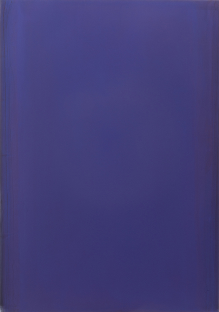 , 'Breathing Light - Deep Violet,' 2016, Taguchi Fine Art