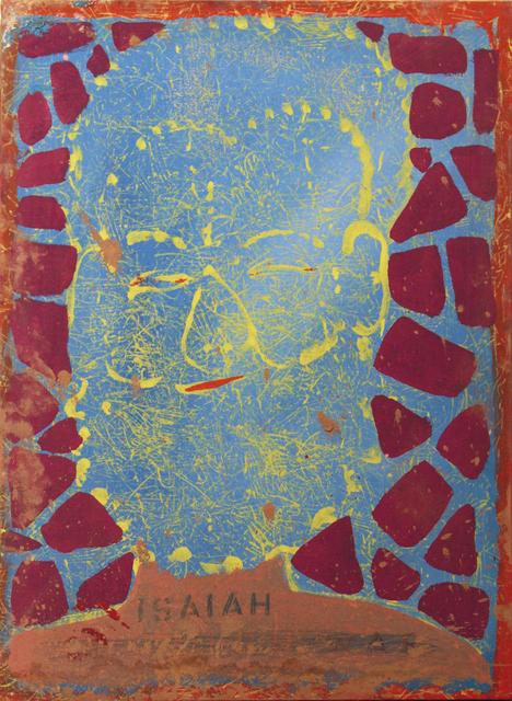 Isaiah Zagar, 'Dreaming of Mosaics', 1984, Philadelphia's Magic Gardens