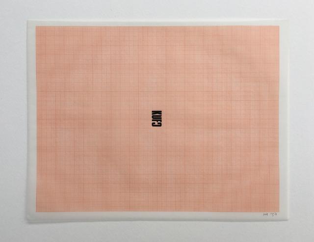 , 'Fuck,' 1957, Henrique Faria Fine Art