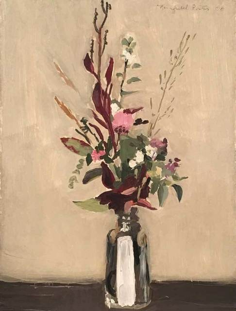 , 'Flowers in Salt Shaker,' 1966, Tibor de Nagy
