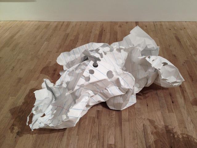 , 'Spiral Bound X,' 2014, Postmasters Gallery