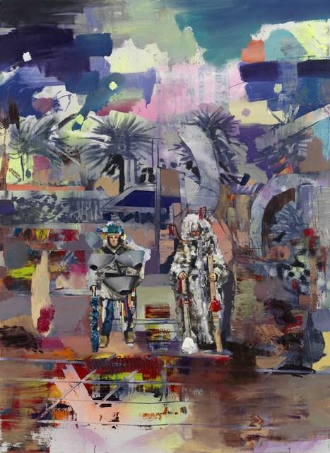 Marius Bercea, 'Ethnographic aliens', 2015, Blain | Southern