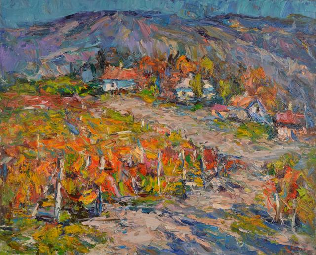 Anatoly Egorovich Zorko, 'Landscape. Vineyard', 2009, Art-Impression