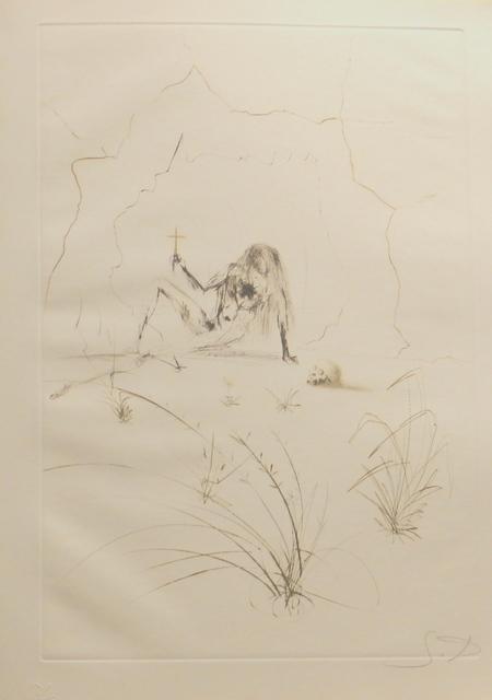Salvador Dalí, 'Tristan et Iseult Brother Orgin', 1970, Fine Art Acquisitions