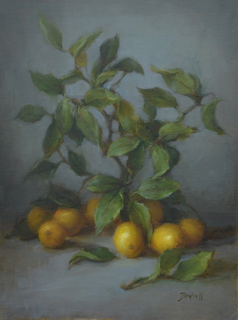 , 'The Lemon Branch,' 2019, The Galleries at Salmagundi