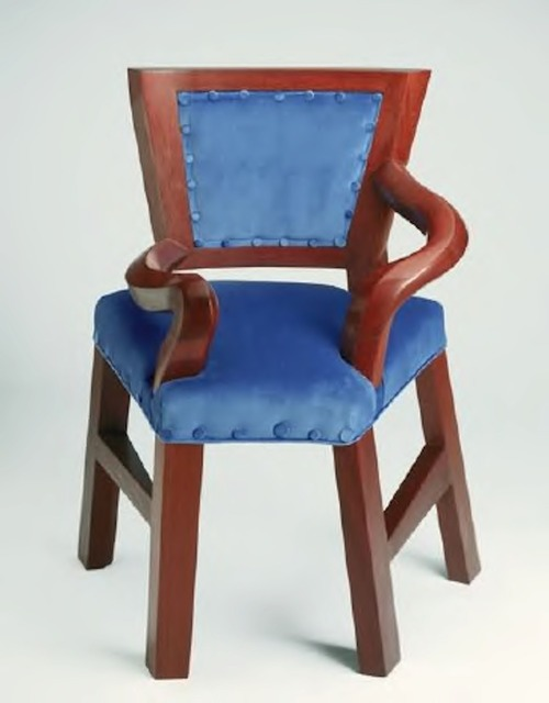 , 'Big Chair,' 1989-1994, Sebastian + Barquet