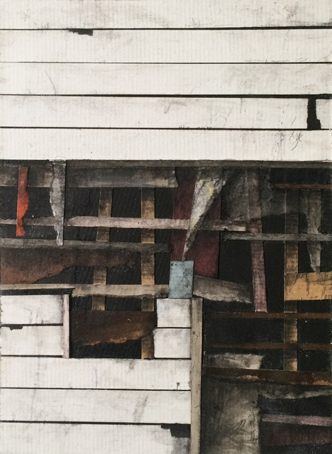 , 'Window/Door Study,' 2015, BoxHeart